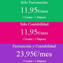 FACTURACIÓN Y CONTABLIDAD, TOTALMENTE ON-LINE