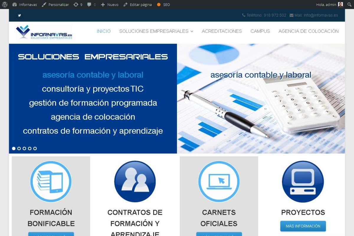 infornavas.es – captura web 01