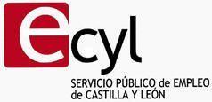 Logo ECYL, Servicio público de empleo de Castilla y León