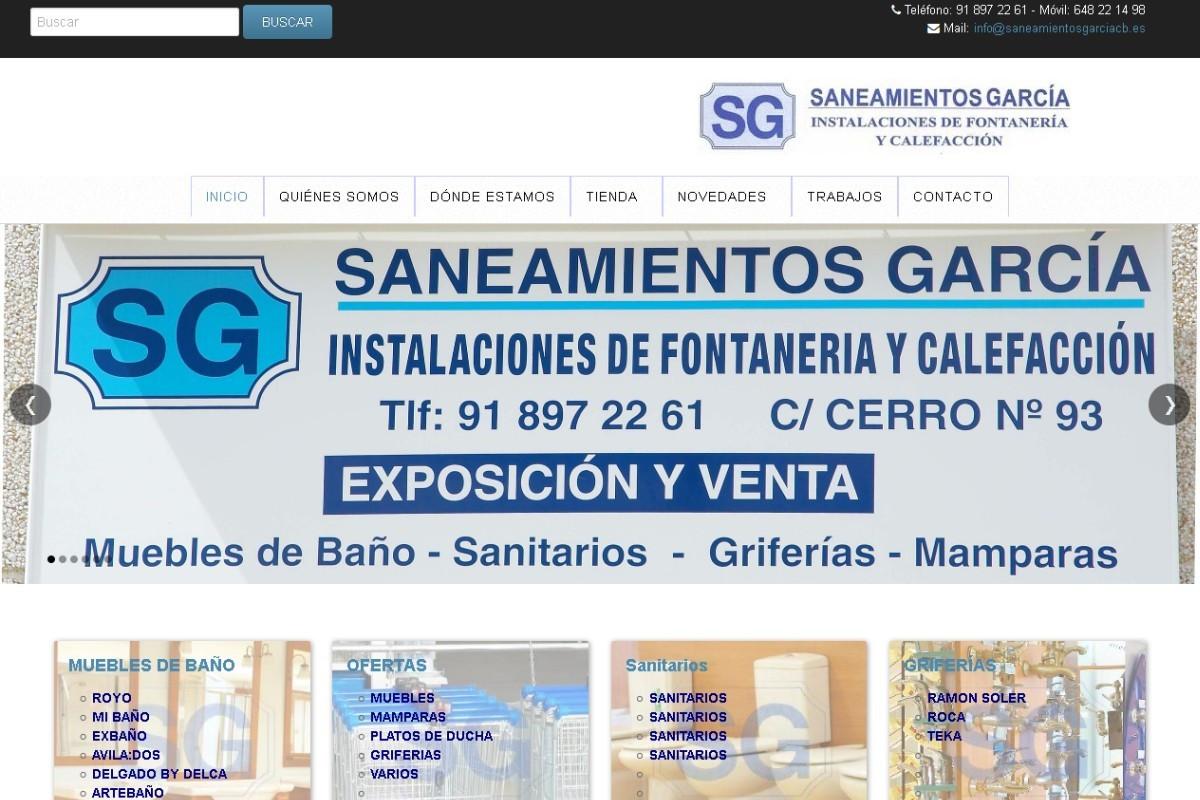 saneamientosgarciacb.es – captura web 01